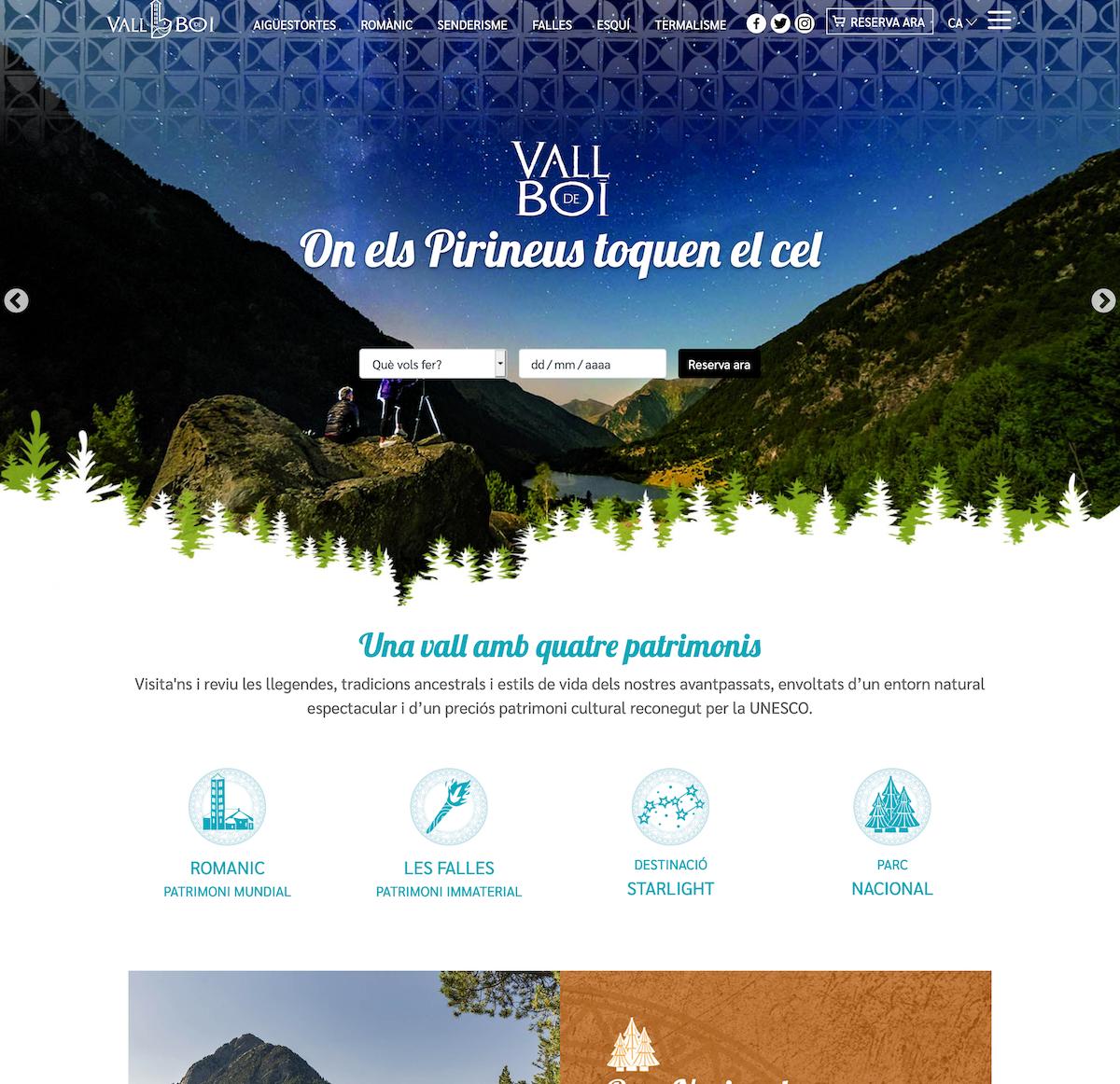 Turisme La Vall de Boí