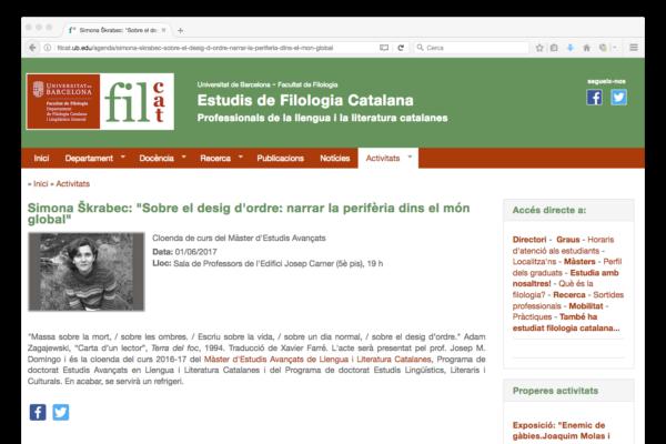 Filologia Catalana 2