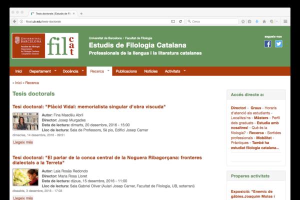 Filologia Catalana 3