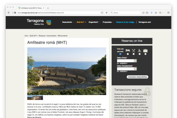 Tarragona Turisme 2