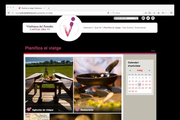 Turisme Vilafranca 2