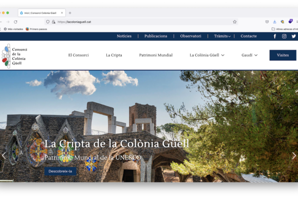 Colonia Guell 1