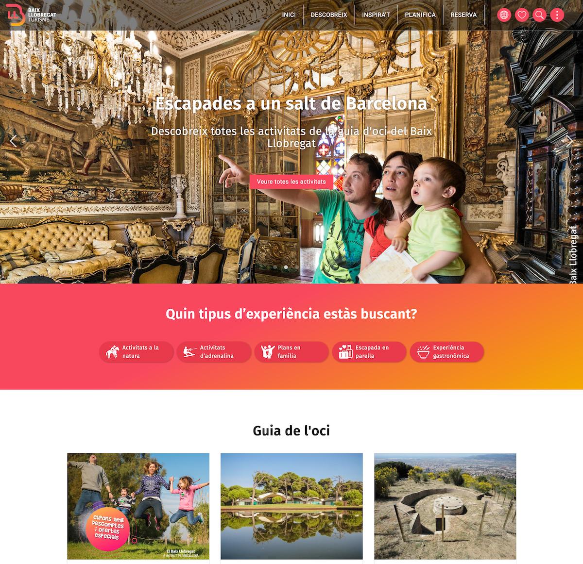 Turismo del Baix Llobregat